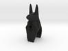 Anuboid head 3d printed