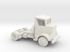 1/144 Scale Autocar Tractor U-7144T 3d printed