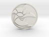 Azir Medal 3d printed