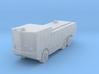 1:144 Scale O-11B USAF Fire Truck 3d printed
