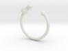 貓戒指.stl 3d printed