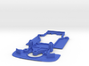 1/32 Fly Ferrari F40 Chassis for Slot.it AW pod 3d printed