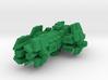 Colour Confederation Strike Carrier 3d printed