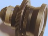 Arri16 Mk1 B-Speeds (f1.2) Focus Gear support ring 3d printed