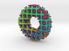 Möbius lattice 3d printed