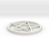Dresden Pentagram 3d printed