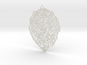 Aspen Leaf 3d printed