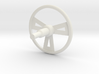 XJ Dash Steering Wheel XJ 3d printed