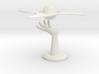 105102342:Spiral hand sword modeling lights 3d printed