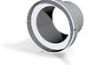 DMC-LF1 accessory filter holder 3d printed