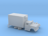 1/87 1960/61 Chevrolet C 50 Delivery Box 3d printed