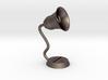 Retro speaker lamp charging stand 3d printed