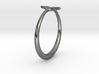 Cygnus Olor Swan Ring 7 3d printed