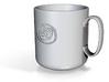 Krav Maga Mug 3d printed