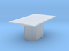 Marble Style Table Scaled 3d printed