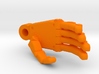 PRHI Solid Arm - Open Hand (Right) 3d printed
