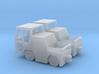 GSE 1:144 2x Volk HFZ30N Baggage Tractor 3d printed