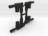 """PRHI Kenner Smuggler Pistol 3 3/4"""" Sprue of 4x 3d printed"""