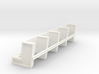 YT1300 DEAGO HALL PILLARS TOP SECTION PLASTIC 3d printed