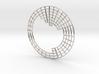 Circular Periodic Table pendant 3d printed