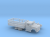 1/160 1962-66 Chevrolet C-50 Stake Bed 3d printed