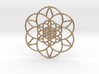 Fractal Flower of life  3d printed