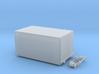 Gerätewagen Schwenkwand Betreuung 3d printed