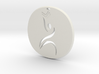 UKA / WABD Keychain 3d printed