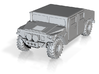 Hummer 1:8scale 3d printed