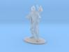 Kender Miniature 3d printed