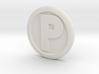 Printle Base (Round Med) 2 cm 3d printed