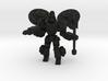 Gargoyle pose 2 3d printed