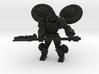 Gargoyle pose 5 3d printed