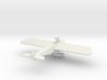 Morane-Saulnier Type H 3d printed 1:144 Morane-Saulnier Type H in WSF