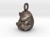 Hedgehog pendant 3d printed