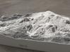 Mammoth Mtn. in Winter, California, 1:25000 3d printed
