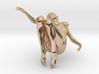 Elegant 3D Girl 3d printed