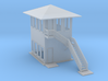 Crawford Junction Tower Z Scale 3d printed Junction Tower Z scale