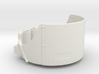 Open Turret for dual DShK machine guns Scale 1:35 3d printed