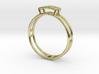 GEM Ring (Size 7) 3d printed