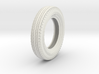 1/10 6.00 X 16 Dunlop Fort Tire 3d printed