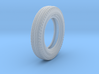 1/18 6.00 X 16 Dunlop Fort Tire 3d printed