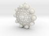 "Charro Pendant, 40mm (1.6"") 3d printed"