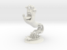 """Screaming Hand Statue 9.75"""" tall 3d printed"""