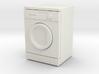 Washing Machine 01.  1:24 Scale 3d printed