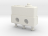 Honeywell Micro Switch 3d printed