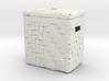 Printle Thing Linen Basket - 1/24 3d printed