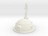 Small Dome Habitat 3d printed
