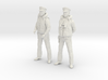 1-24 US Navy PT Boat Crew Set6-1 3d printed