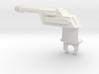 MASK Firecracker Side Cannon Passenger Side 3d printed